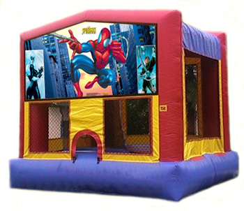 Spiderman Bounce House Rental Cape Coral FL